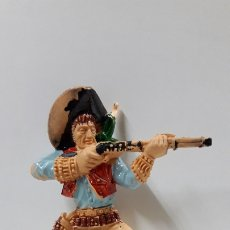 Figuras de Goma y PVC: VAQUERO PARA CABALLO . REALIZADO POR LAFREDO . SERIE GRANDE AÑOS 60. Lote 180181133