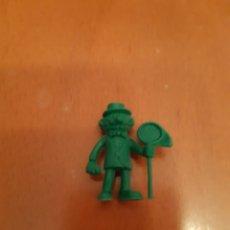 Figuras de Goma y PVC: DUNKIN FIGURA CARPANTA. Lote 180183083