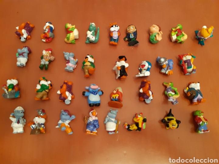 FIGURAS KINDER LOTE (Juguetes - Figuras de Gomas y Pvc - Kinder)