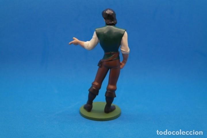 Figuras de Goma y PVC: FIGURA EN GOMA PVC PERSONAJE DE LA PELICULA ENREDADOS .Flynn Rider - DISNEY - Foto 4 - 180199432