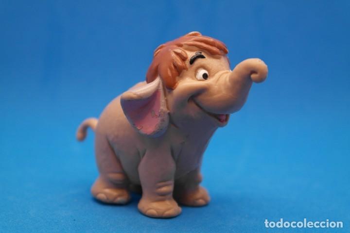 Figuras de Goma y PVC: Antigua Figura en Pvc de Dumbo. Disney. Bully. - Foto 2 - 180201162