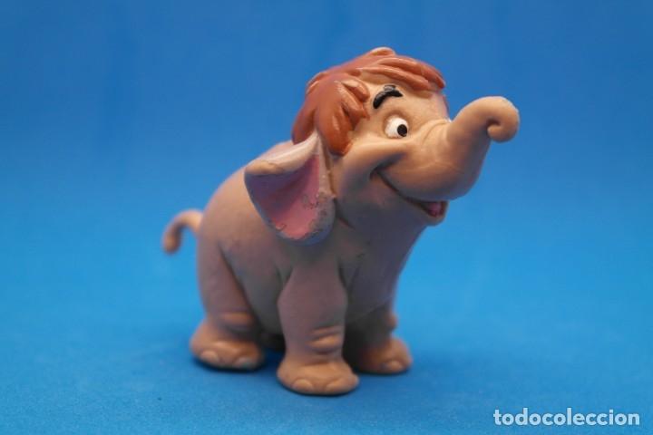 Figuras de Goma y PVC: Antigua Figura en Pvc de Dumbo. Disney. Bully. - Foto 3 - 180201162
