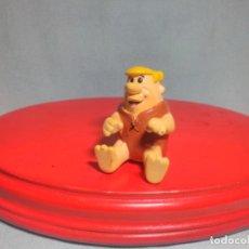 Figuras de Goma y PVC: FIGURA DE PABLO MÁRMOL DE LOS PICAPIEDRAS DE 1992 , EN GOMA PVC.. Lote 180220598