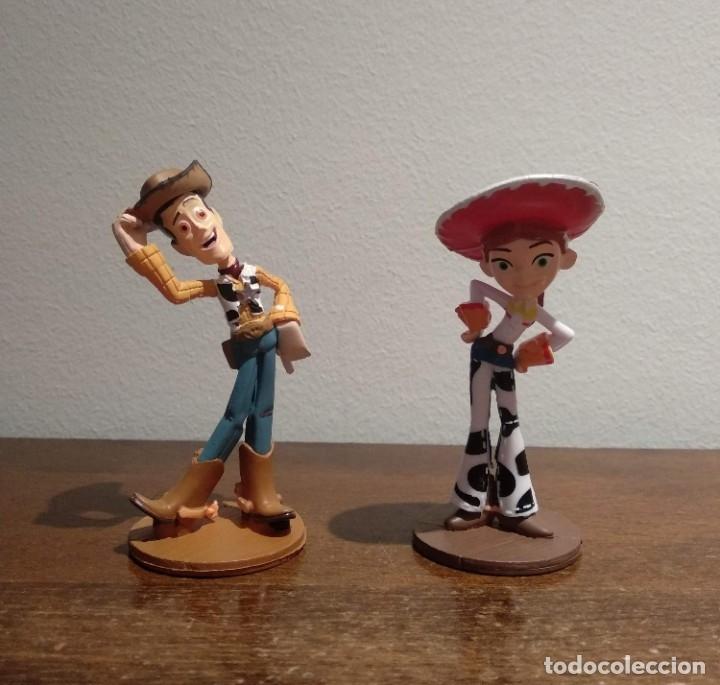 LOTE FIGURAS TOY STORY 4 - VER FOTOS (Juguetes - Figuras de Goma y Pvc - Otras)