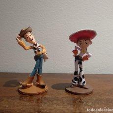 Figuras de Goma y PVC: LOTE FIGURAS TOY STORY 4 - VER FOTOS. Lote 180250788