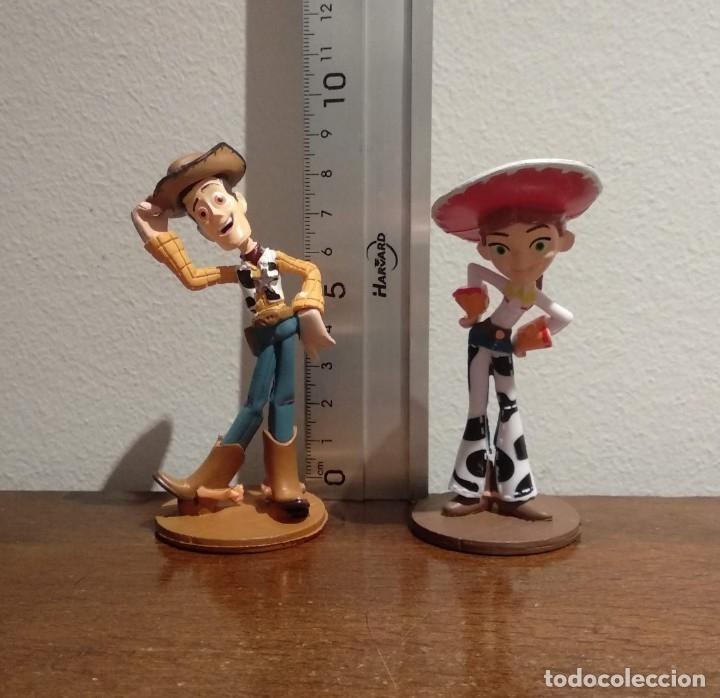 Figuras de Goma y PVC: LOTE FIGURAS TOY STORY 4 - VER FOTOS - Foto 3 - 180250788