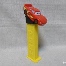 Dispensador Pez: DISPENSADOR PEZ, CARS, RAYO MCQUEEN. Lote 180252978