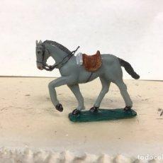 Figuras de Goma y PVC: FIGURA CABALLO OESTE WESTERN INDIO COWBOY NO PECH REAMSA COMANSI JECSAN LAFREDO. Lote 180289222