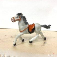 Figuras de Goma y PVC: FIGURA CABALLO OESTE WESTERN INDIO COWBOY NO PECH REAMSA COMANSI JECSAN LAFREDO. Lote 180289995