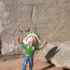 Figuras de Borracha e PVC: REAMSA COMANSI PECH LAFREDO JECSAN TEIXIDO GAMA MOYA SOTORRES STARLUX ROJAS ESTEREOPLAST. Lote 180332056