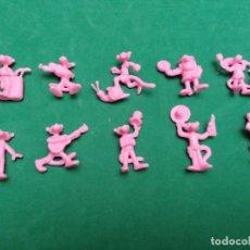Figuras de Goma y PVC: LOTE PANTERA ROSA YOLANDA 1996. Lote 180427892