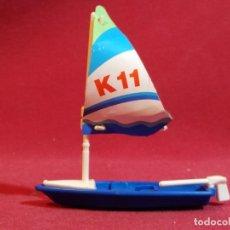 Figuras Kinder: KINDER SORPRESA AÑOS 80 - BARCO VELA K-11. Lote 180451807
