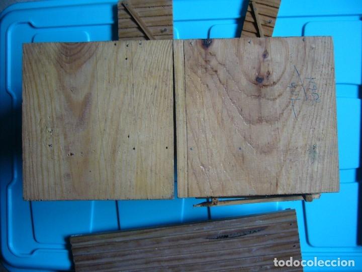Figuras de Goma y PVC: RANCHO DE MADERA POSIBLE TEIXIDO - Foto 9 - 180464338