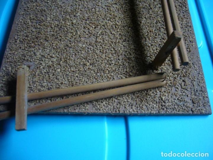 Figuras de Goma y PVC: PLATAFORMA PARA RANCHO . DESCONOZCO FABRICANTE - Foto 3 - 180466287