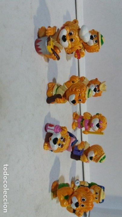 Figuras Kinder: 9 figuras huevos kinder ferrero - Foto 2 - 180466686