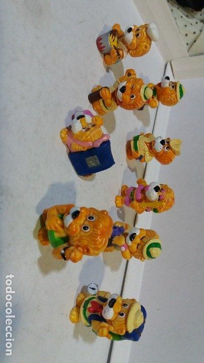 Figuras Kinder: 9 figuras huevos kinder ferrero - Foto 3 - 180466686