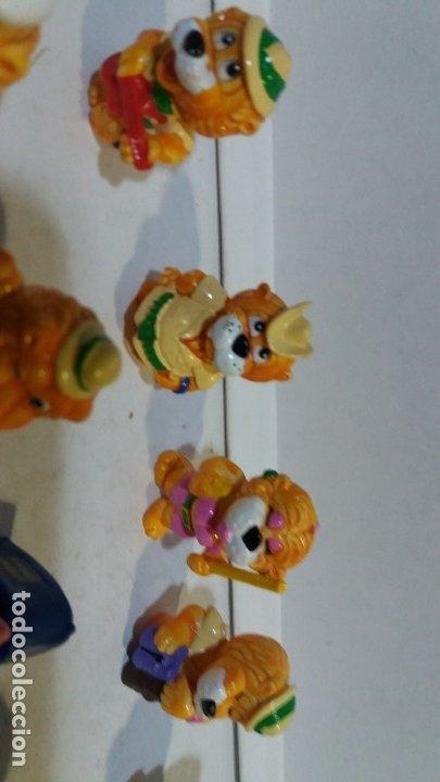 Figuras Kinder: 9 figuras huevos kinder ferrero - Foto 4 - 180466686