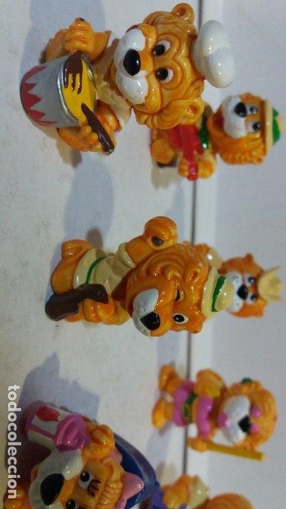 Figuras Kinder: 9 figuras huevos kinder ferrero - Foto 6 - 180466686