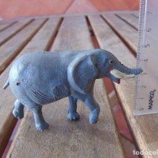 Figuras de Goma y PVC: FIGURA DE FIERA ANIMAL PECH JECSAN LAFREDO COMANSI TEIXIDO ELEFANTE TROMPA ROTA. Lote 180470167