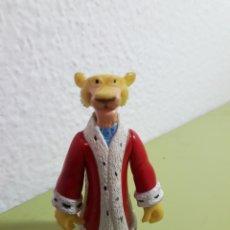 Figuras de Goma y PVC: FIGURA REY JUAN ROBIN HOOD FAMOSA HEROES DISNEY. Lote 180477053