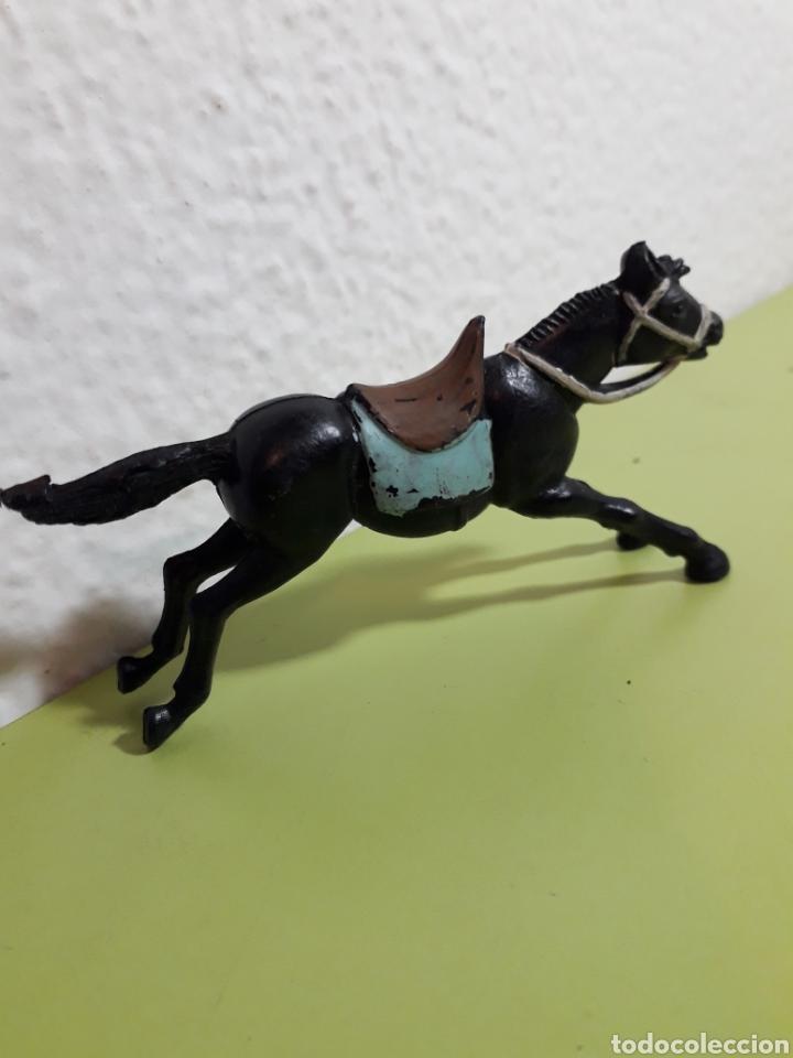 Figuras de Goma y PVC: Caballo para vaquero Cowboy Reamsa - Foto 2 - 180490073