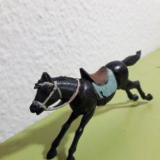 Figuras de Goma y PVC: CABALLO PARA VAQUERO COWBOY REAMSA. Lote 180490073