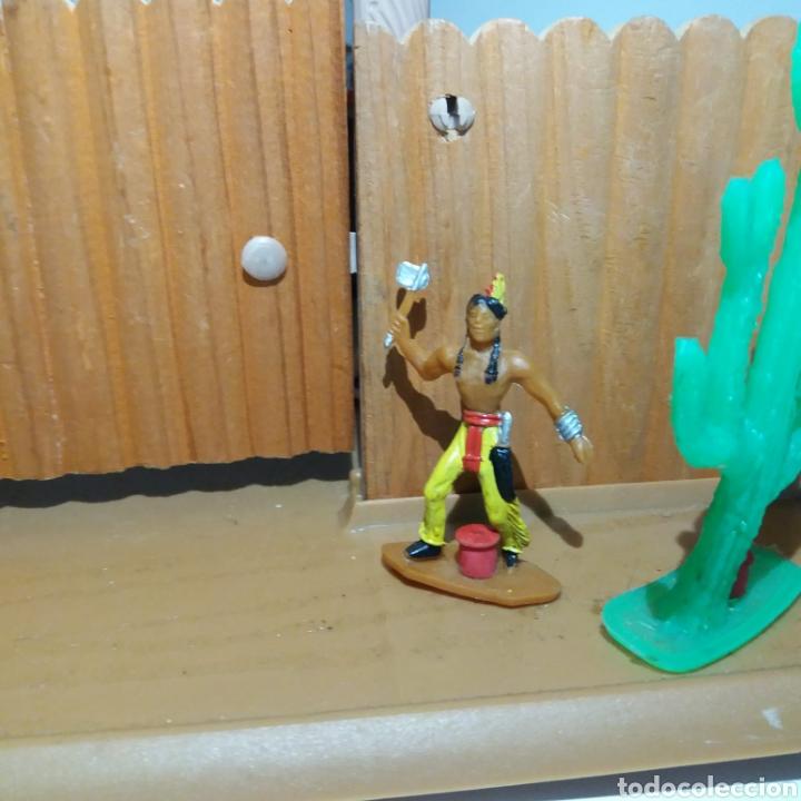 Figuras de Goma y PVC: Fort Laramie - Fuerte de COMANSI - Foto 2 - 181027428