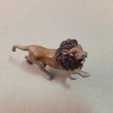 Figuras de Goma y PVC: LEON DE GOMA PECH JECSAN LAFREDO AÑOS 50-60. Lote 181179115