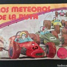 Figuras de Goma y PVC: SOBRE CERRADO TIPO MONTAPLEX LOS METEOROS DE LA PISTA ALFREDO LOSADA. Lote 181193402
