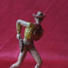 Figuras de Goma y PVC: REAMSA VAQUERO. Lote 181233735