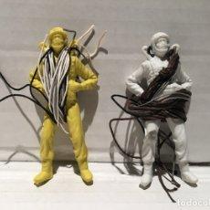 Figuras de Goma y PVC: PARACAIDISTA MITICO AÑOS 60/70 - SOLO MUÑECO. Lote 181404090