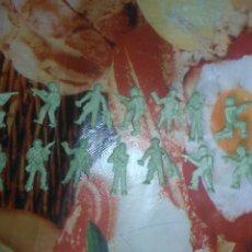 Figuras de Goma y PVC: LOTE SOLDADOS TIPO DUNKIN . Lote 181457706