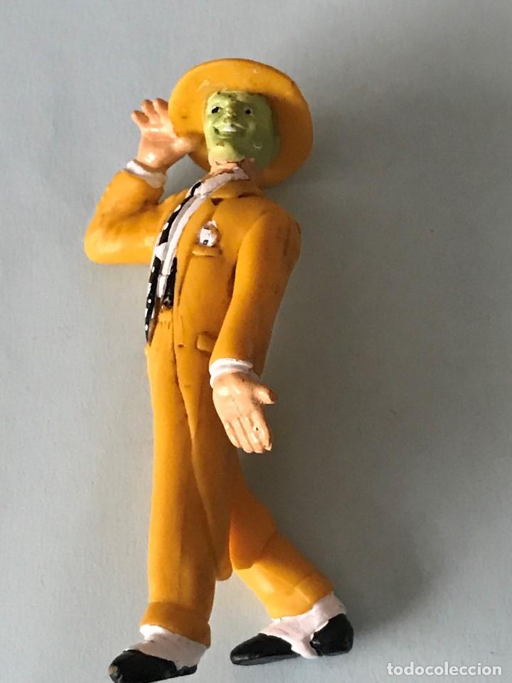 LA MASCARA FIGURA MUÑECO PVC GOMA COMICS SPAIN (Juguetes - Figuras de Goma y Pvc - Comics Spain)