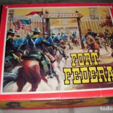 Figuras de Goma y PVC: FORD FEDERAL COMANSI REF 119. Lote 181474383