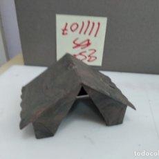 Figuras de Goma y PVC: ANTIGUA TIENDA DE CAMPAÑA JECSAN . Lote 181477942