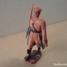 Figuras de Goma y PVC: FIGURA DE PLÁSTICO OFICIAL FUERZAS REGULARES PECH. Lote 181498232