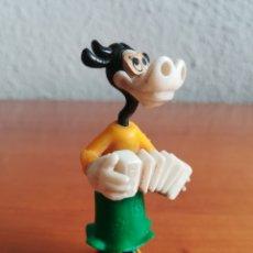 Figuras Kinder: FIGURA GOMA PVC CLARABELLA TOCANDO EL ACORDEÓN - DISNEY KINDER - AÑOS 80. Lote 181557413