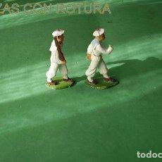 Figuras de Goma y PVC: FIGURAS Y SOLDADITOS DE 5 A 6 CTMS - 10466. Lote 181594818