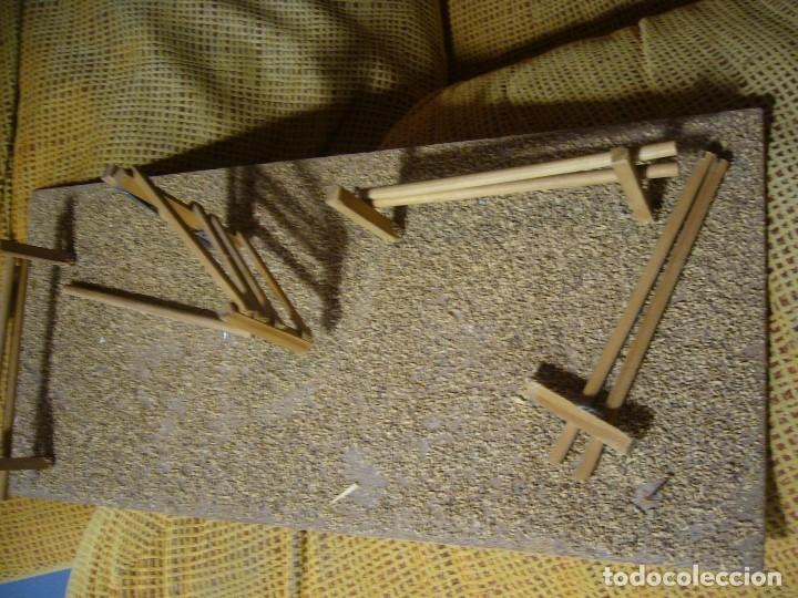 Figuras de Goma y PVC: PLATAFORMA PARA RANCHO . DESCONOZCO FABRICANTE - Foto 7 - 180466287