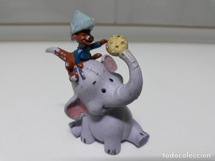 FIGURA DE GOMA HEFFALUMP DE BULLYLAND (Juguetes - Figuras de Goma y Pvc - Bully)