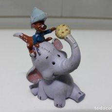 Figuras de Goma y PVC: FIGURA DE GOMA HEFFALUMP DE BULLYLAND. Lote 181606737