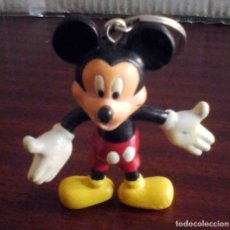 Figuras de Goma y PVC: LLAVERO MICKEY MOUSE - FIGURA DE GOMA PVC - DISNEY MONOGRAM 1993. Lote 181636460
