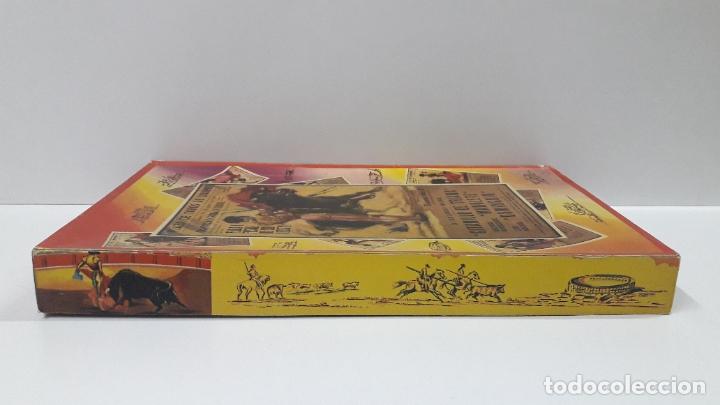 Figuras de Goma y PVC: CAJA ORIGINAL DE LA CORRIDA DE TOROS . REALIZADA POR PECH . AÑOS 60 - Foto 12 - 181887223