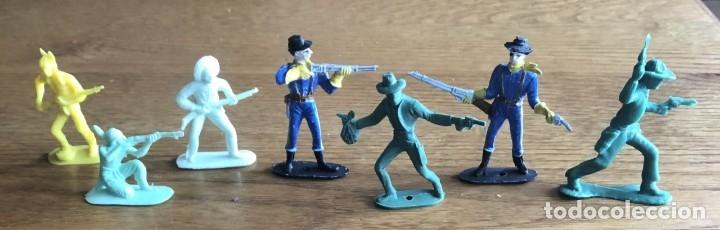 7 FIGURAS DE COMANSI, JECSAN ETC (Juguetes - Figuras de Goma y Pvc - Jecsan)