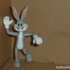 Figuras de Goma y PVC: RARA FIGURA BUGS BUNNY. WARNER BROS 1989. Lote 181968157
