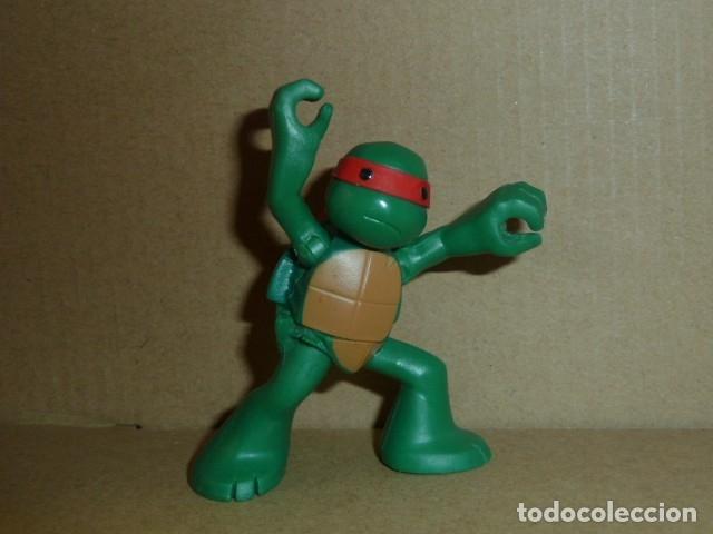 Figuras de Goma y PVC: Tortuga Ninja. Viacom 2013 - Foto 2 - 181969917