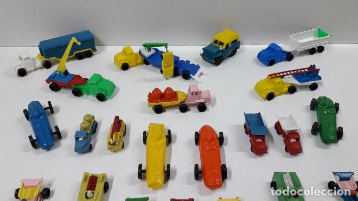 Figuras de Goma y PVC: VEHICULOS . TRAILERS - CAMIONES - DIFERENTES BOLIDOS DE CARRERAS .. Y MAS . KIOSHO AÑOS 70 . SIN USO - Foto 3 - 181986503