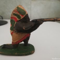 Figuras de Goma y PVC: MAIRZA INDIO GOMA. Lote 181997962