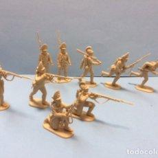 Figuras de Goma y PVC: ITALERI: INFANTERIA AUSTRIACA NAPOLEONICA, REAMSA, JECSAN, 1:32, 54 MM. Lote 182062637