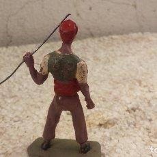 Figuras de Goma y PVC: MORO O INDU. Lote 182081300